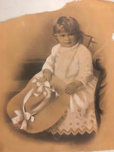 Great Aunt Coleslaw 2 years old.JPG